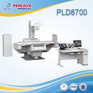 China 9700rpm high speed anode rotation X-ray machine PLD8700 on sale