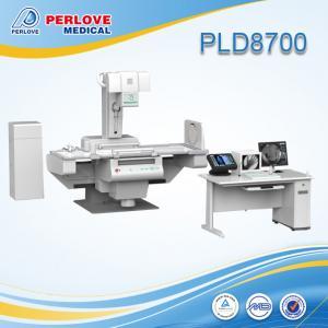 China Fluoroscopy unit digital medical equipment PLD8700 on sale