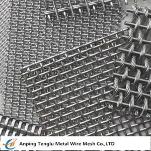 China Architectural Woven Wire Mesh|SS304/316 Wire Fabric for Facade of Building on sale