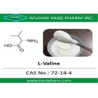 99 HPLC amino acid cas 72-18-4 l-valine Natural Health Supplements
