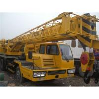 25t Used Crane XCMG