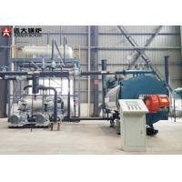 China Horizontal Thermal Oil Heater Boiler For Hot Oil Heating System Working on sale