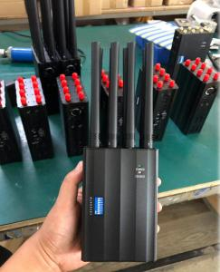 China 8ch High Power Cell Phone Jammer wholesale China Jammer Phone Jammer Factory supplier