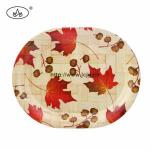 China Plate for Hotel/Bamboo/Restaurant/Dishes/ Cake/Tableware/Eco-Friendly/Houseware/Hand