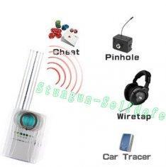 Quality Digital&RF hidden GPS audio wired & wireless camera bug detector for sale