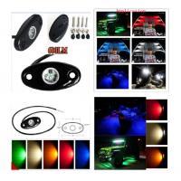 China DAXINNA Wholesale 2 9W RGB mini LED rock light, 2 inch Led Tail Dome Light, RGB multi color led rock on sale