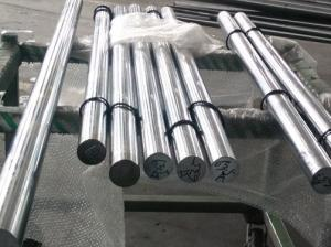 China 40Cr Hard Chrome Plated Bar For Construction Machine Length 1m - 8m on sale