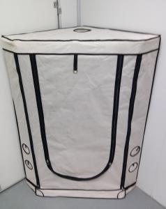 ... Quality 120×120×200cm Triangle Style No PVC Grow Tent with Grey Mylar 600D & 120×120×200cm Triangle Style No PVC Grow Tent with Grey Mylar 600D ...