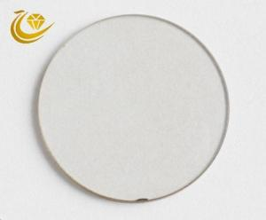 China Round Shape CVD \Synthetic Diamonds , CVD Diamond Wafer 3.51g/Cm³ Density on sale