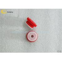 China 36T / 24T ATM Accessories NCR Gear Red Gear Pulley 4450638120 P / N Number on sale