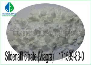 China Man Sex Enhancement Sildenafil Citrate Viagra powder CAS 171599-83-0 Medicine Grade supplier