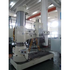 China Hydraulic Control Reaming Drill Press Radial Drilling Machine Large Workpieces on sale