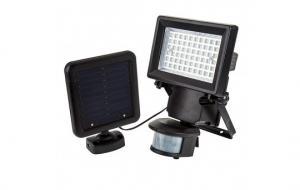 China Motion Sensor Solar Outdoor LED Flood Light Waterproof IP54 40W 400 Lumen on sale