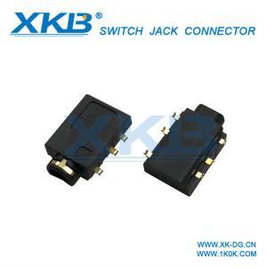 China IP67 waterproof headphone jack 3.5mm waterproof headphone jack sink board audio socket on sale