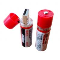 1.2V 1450mAh USB Rechargeable AA Batteries