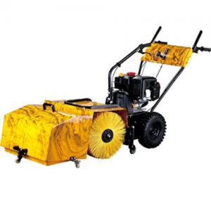 China gasoline power sweeper handy sweeper/broom sweeper clean tools on sale