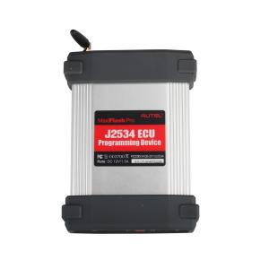 China New Arrival Autel MaxiFlash Pro J2534 ECU Programming Tool Works with Maxisys 908/908P on sale