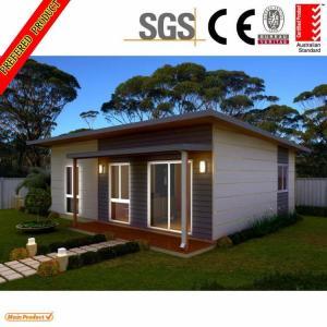 High Quality Steel Building Modular Homes Design Prefab Prefabricated House  60sqm
