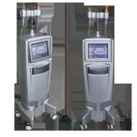 thermal rf and fractional rf laser / fractional micro needle rf for skin tighten/whiten