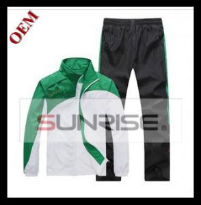 China Mens 2013-2014 new design fashion tracksuits sportwears SRS1002 on sale