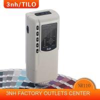 Nr110 Portable and Digital Precision Colorimeter, Handheld Colorimeter