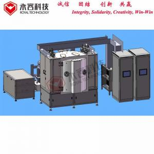 China High Productivity Magnetron Sputtering Coating Machine ,jewelry Gold Plating Machine on sale