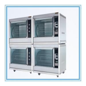 China Electric Automatic Chicken Rotisserie on sale