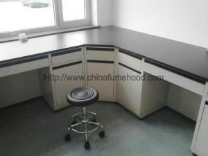 China Laboratory Instrument Table With Sink Unit For Educational Institutions and Testing Center on sale