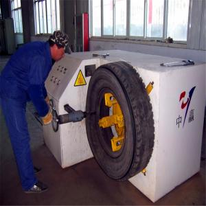 China Tire processing factory in China truck tire bead cutting plant tire cutting machine on sale