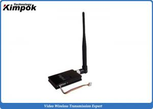 China Small FPV Long Range Wireless Video Transmitter Real - Time Transmission on sale