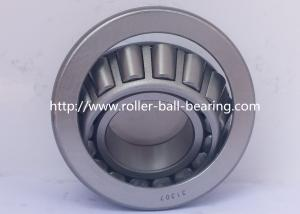 China Bearing Steel High Precision 31307 Tapered Roller Bearing , 35*80*22.8mm on sale