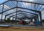 Fast Erection Portal Steel Structure Construction