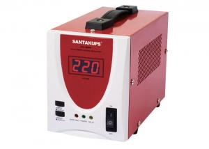 China High Accuracy Intelligent AC Automatic Voltage Regulator (AVR) 500va - 2kva, 3kva - 10kva on sale