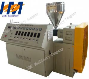 China Customized Color Plastic Extrusion Machine , PVC Garden Pipe Machine on sale