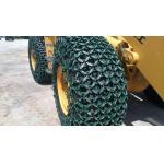 monte pneus a proteção chian para minar/no subsolo/metal/escória/quarrying
