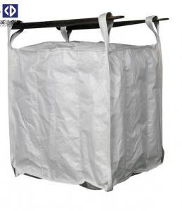 China Virgin Polypropylene FIBC Bulk Bags 1 Ton 1.5 Ton Dustproof For Mineral Use on sale