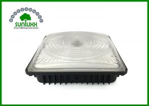 China Surface Mounting 45W LED Canopy Lights 5400LM Garage / Ceiling Lighting Fixtures on sale