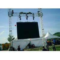 High Definition Waterproof P25 Double Sided LED Sign Display , 200*200mm Module