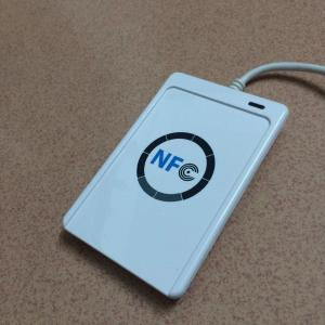 China ACR122u nfc smart card reader Smart Card NFC lf/hf/uhf rfid reader on sale