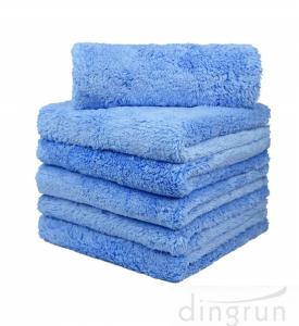 China Premium Softness Absorbency Microfiber Towels For Car Cleaning Microfiber Cloth on sale