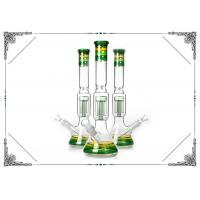 14 Inches Borosilicate Glass Water Pipe With 8 Arms Tree Perc Bongs