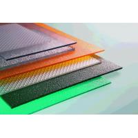 ISO / SGS Approved Polycarbonate Solid Sheet Anti Aging For Shopping Malls