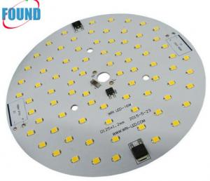 China LED Light Bulb Circuit Board 30u Gold Plating 1OZ 2OZ 3OZ Copper Thickness on sale
