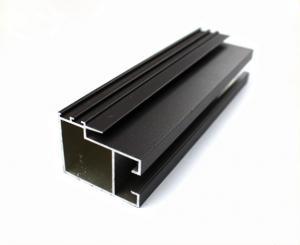 China El estándar anodizó las protuberancias de aluminio, sistema que enmarcaba ranurado T del aluminio on sale