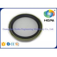Excavator Parts Framework Oil Seal NOK BW0760 With Green Color , ISO9001 Listed