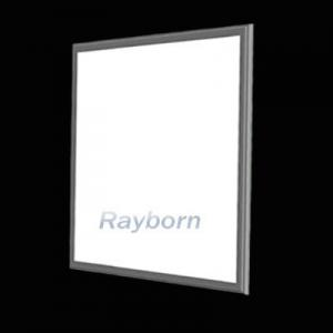 China 600*600*11.5mm Energy Saving RGB Flat LED Panel Lamp For Architectural Decoration on sale