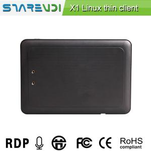China fanless zero client with All-winner A20 CPU 512MB RAM 2GB FLASH high-qualified but significant cost-effective on sale