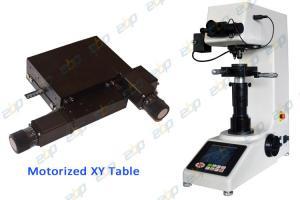 China Semi Automatic Vickers Hardness Testing Machine With Motorized XY Table on sale