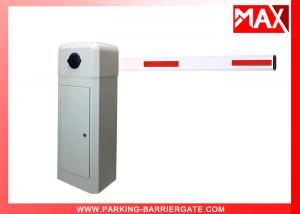 China USA Market Barrier Gate Arm With Voltage 110V and White Housing Color on sale