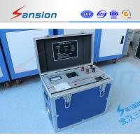 Portable Power Testing System , Single Phase Dc Winding Resistance Test
